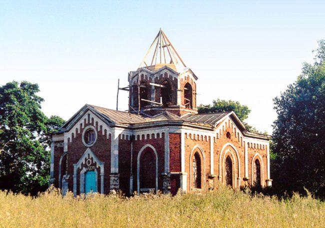 Pokrovskii chram