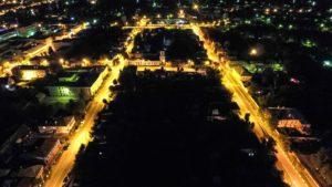 Ночной Зарайск