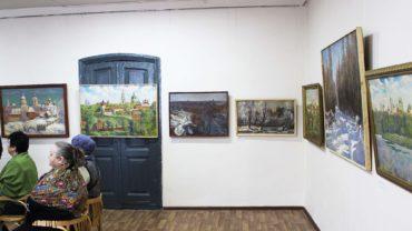 Выставка в музее Бахрушина