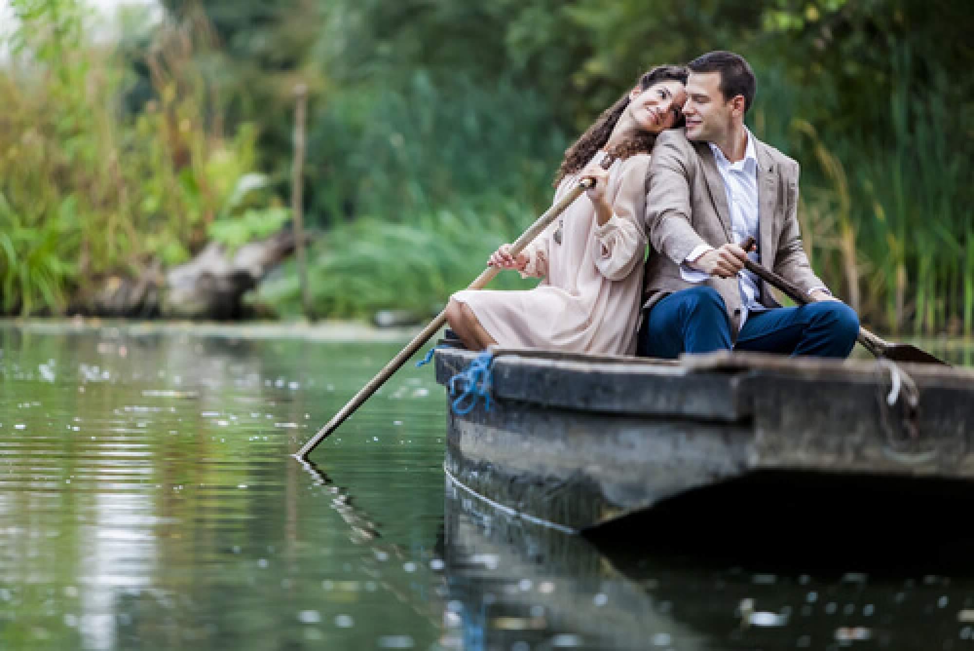 Романтика за раем