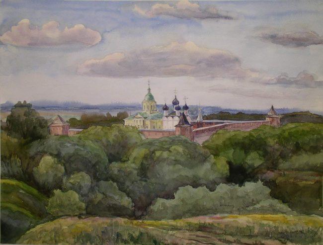 Zaraysk Kreml